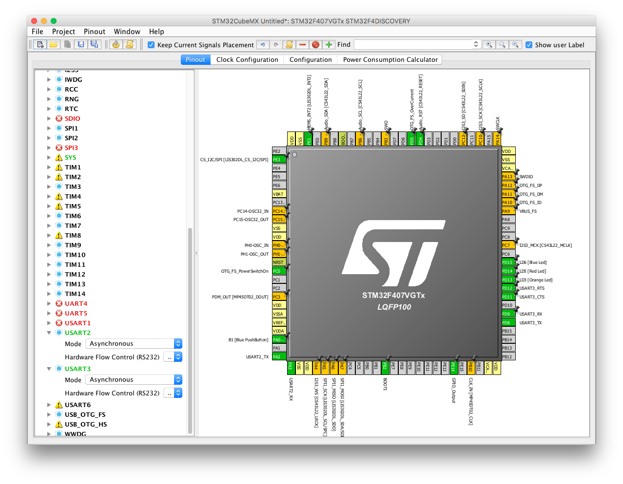 BTstack Port for STM32 F4 Discovery Board with CC256x – BlueKitchen