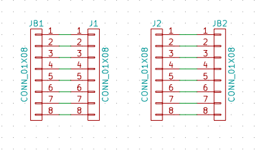 EM9304 Breakout Schematic