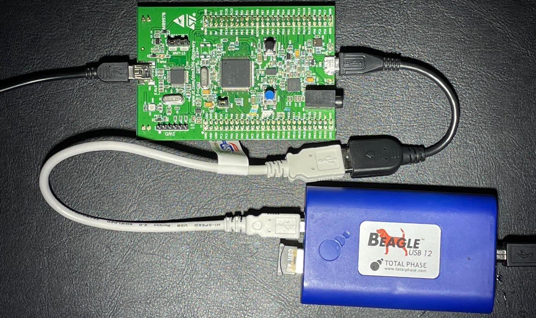 BTstack STM32 USB Port